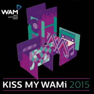 Kiss My WAMi CD crop