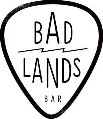 Badlands Logo - Positive
