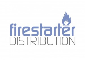 Firestarter distro vector logo