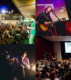 WAM Festival general collage small
