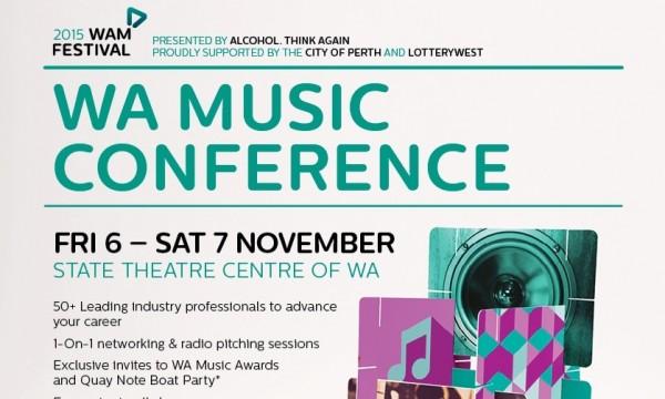 WA Music Conference 2015
