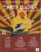 Shred Rooster - North Metro Tafe