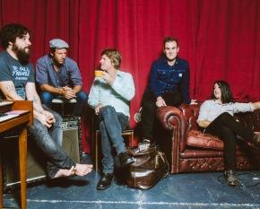 Davey Craddock & The Spectacles at RADA Studios credit Rachael Barrett