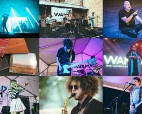 WAM Board website collage