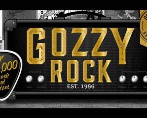 Gozzy Rock website news post