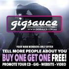 Gig Sauce WAM offer
