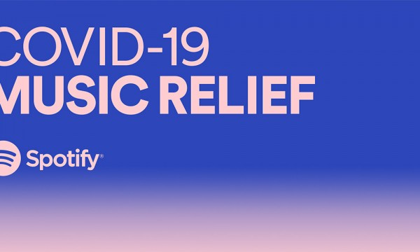 Spotify Music Relief Header