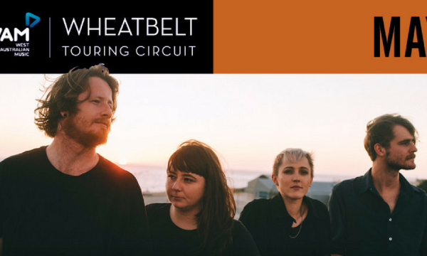 Wheatbelt Touring Circuit: WAM All-Star edition feat Rag N' Bone, Carla Geneve & more