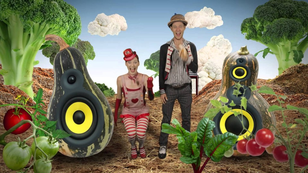 Formidable vegetable sound system 2