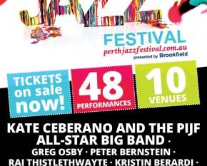 Perth International Jazz website