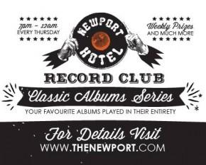 The newport record club