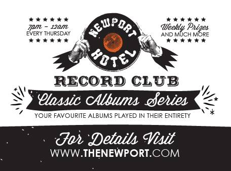 The newport record club