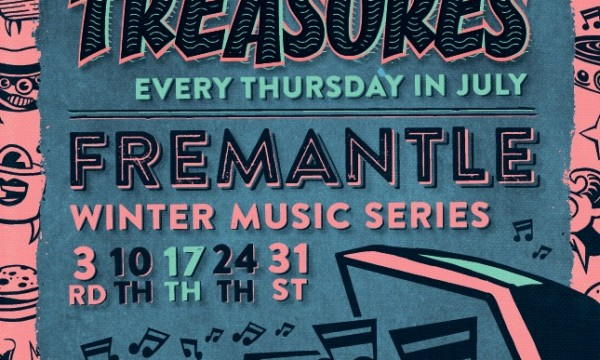 Hidden Treasures- Fremantle's Winter Music Series