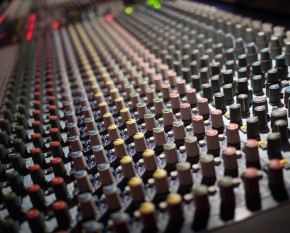 studio image - desk