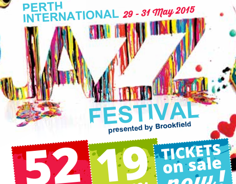 Perth International Jazz Festival 2015