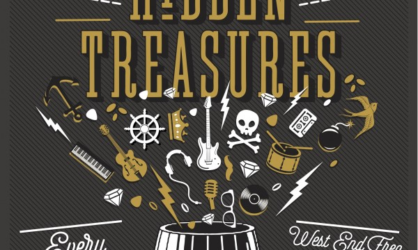 Hidden Treasures 2015