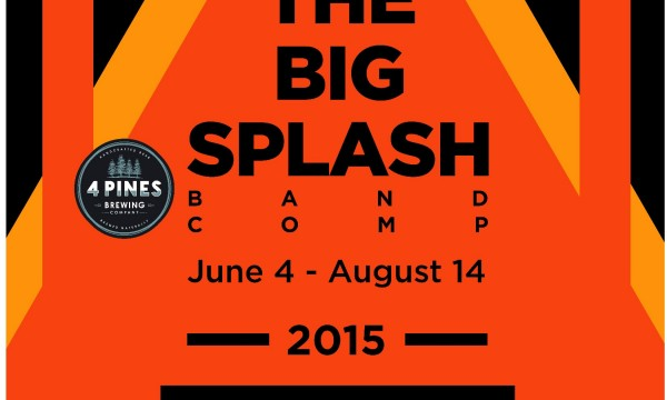 The Big Splash Competition 2015