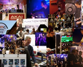 Brighton Music Conference collage