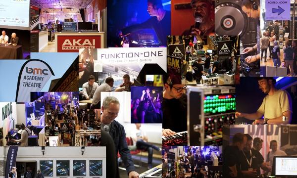 Brighton Music Conference collage
