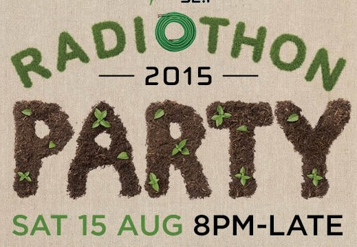 RTRFM'S RADIOTHON PARTY 2015