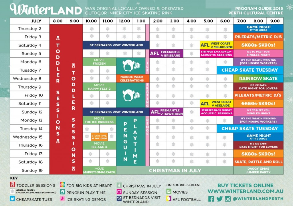 Winterland Program v3