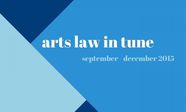 Arts Law Centre 'Arts Law in Tune' Campaign Launch image