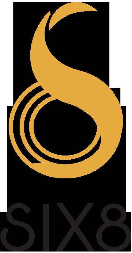 Six8_logo_blacktext_transparent_bg - small