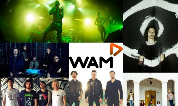 WAMi Awards Partnership collage