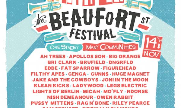 The Beaufort Street Festival 2015