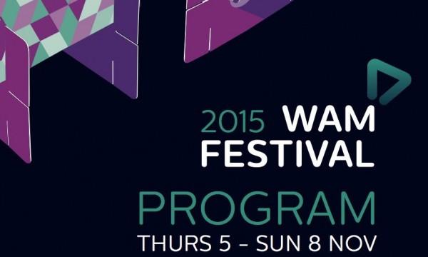 WAM Fest Program cover crop