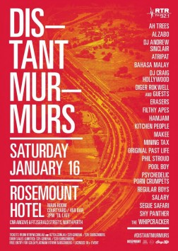 Distant Murmurs Festival 2016