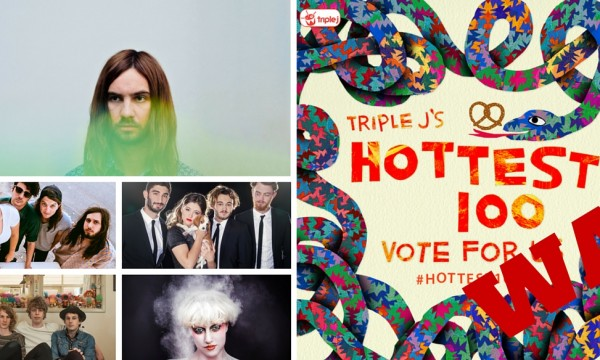 triple j hottest 100 composite vote wa