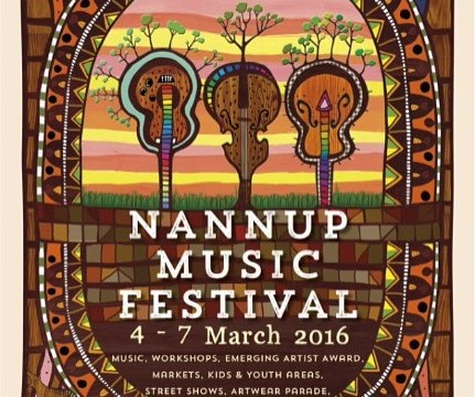 Nannup Music Festival 2016