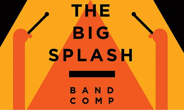 The Big Splash Band Competition 2016
