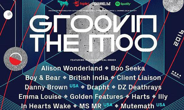Groovin The Moo 2016