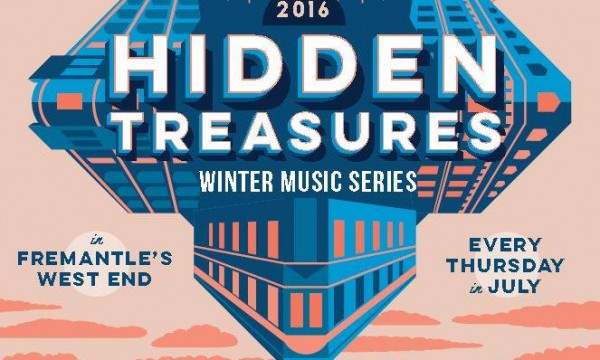 Hidden Treasures Winter Music Series 2016
