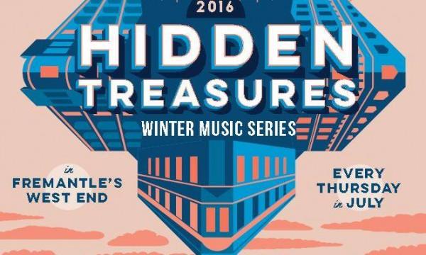 Hidden Treasures Winter Music Series 2016
