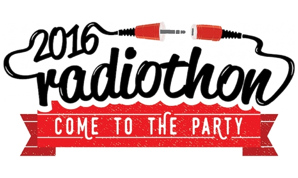 RADIOTHON 2016: COME TO THE PARTY