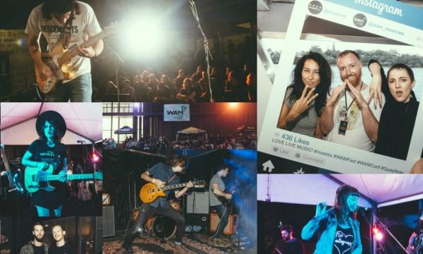 WAMFest 2016: Friday Showcases