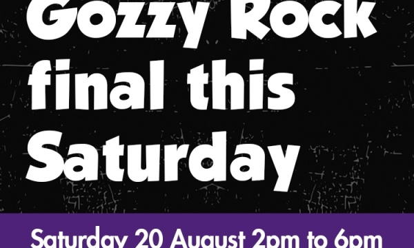 Gozzy Rock Final 2016