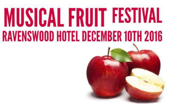 MUSICAL FRUIT SET TO ROCK… AGAIN
