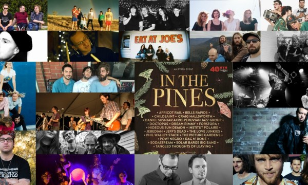 RTRFM's In The Pines 2017