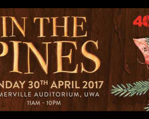 RTRFM's IN THE PINE 2017 CANVA