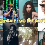 creative crawl banner