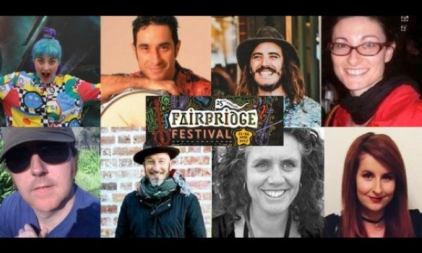 Fairbridge Festival free panels