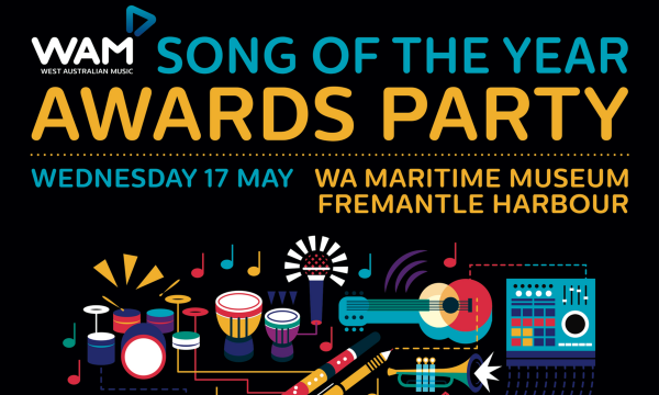 WAM Song Of The Year Awards Party 2017