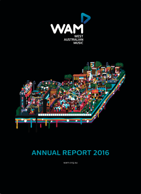 front page annual report image