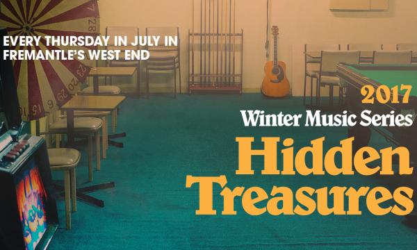 Hidden Treasures Winter Music Series 2017