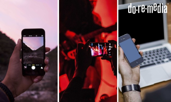 DoReMedia: SmartPhone-ography (Discounts for WAM Members)