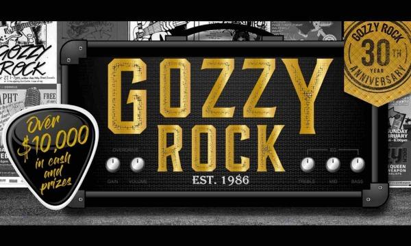 Gozzy Rock 2017